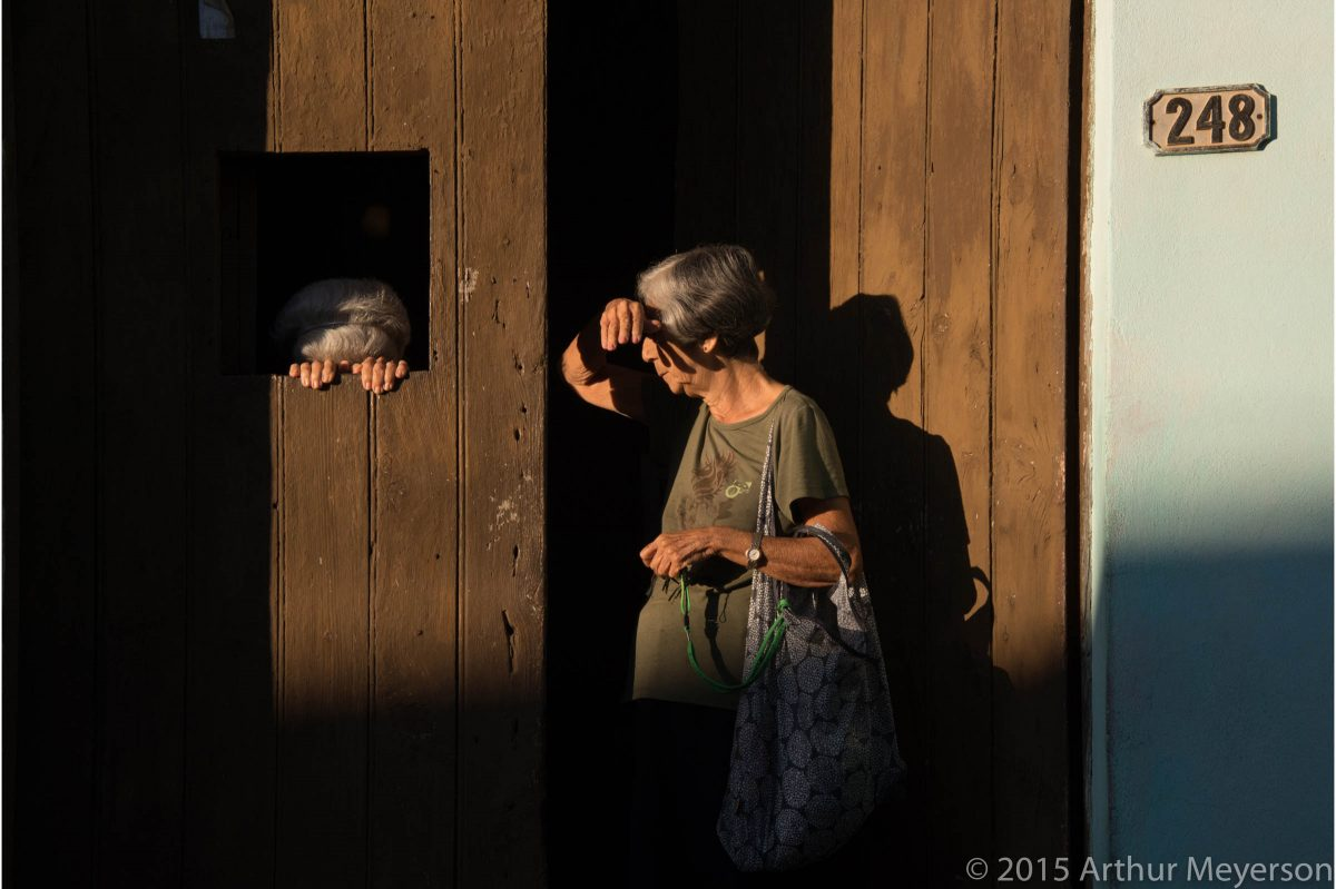 Doorway, Baracoa
