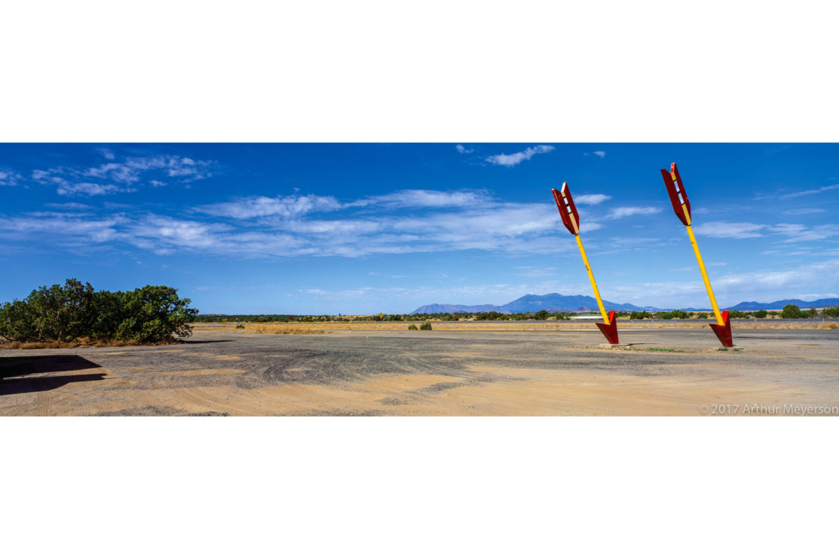 Twin Arrows, Route 66, Arizona