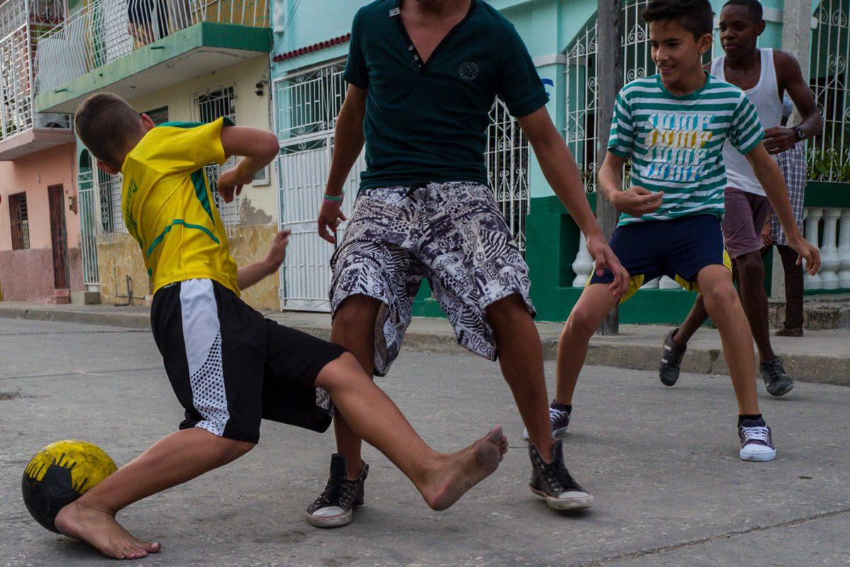 Street Soccer, Holguin