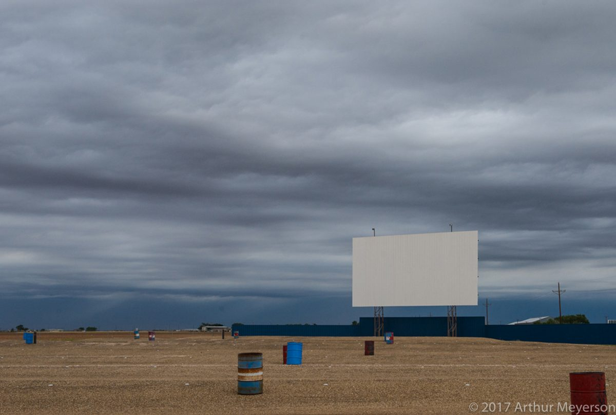 Drive In, Texas
