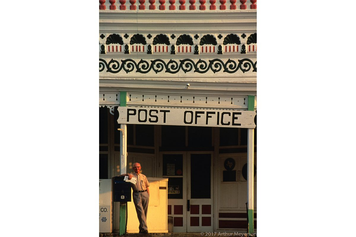Post Office, Texas