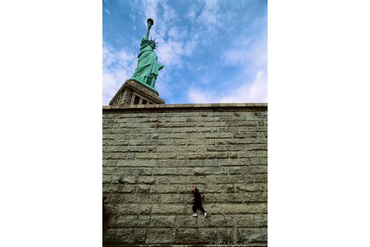 Statue of Liberty, New York, 1997 (MFAH Collection)