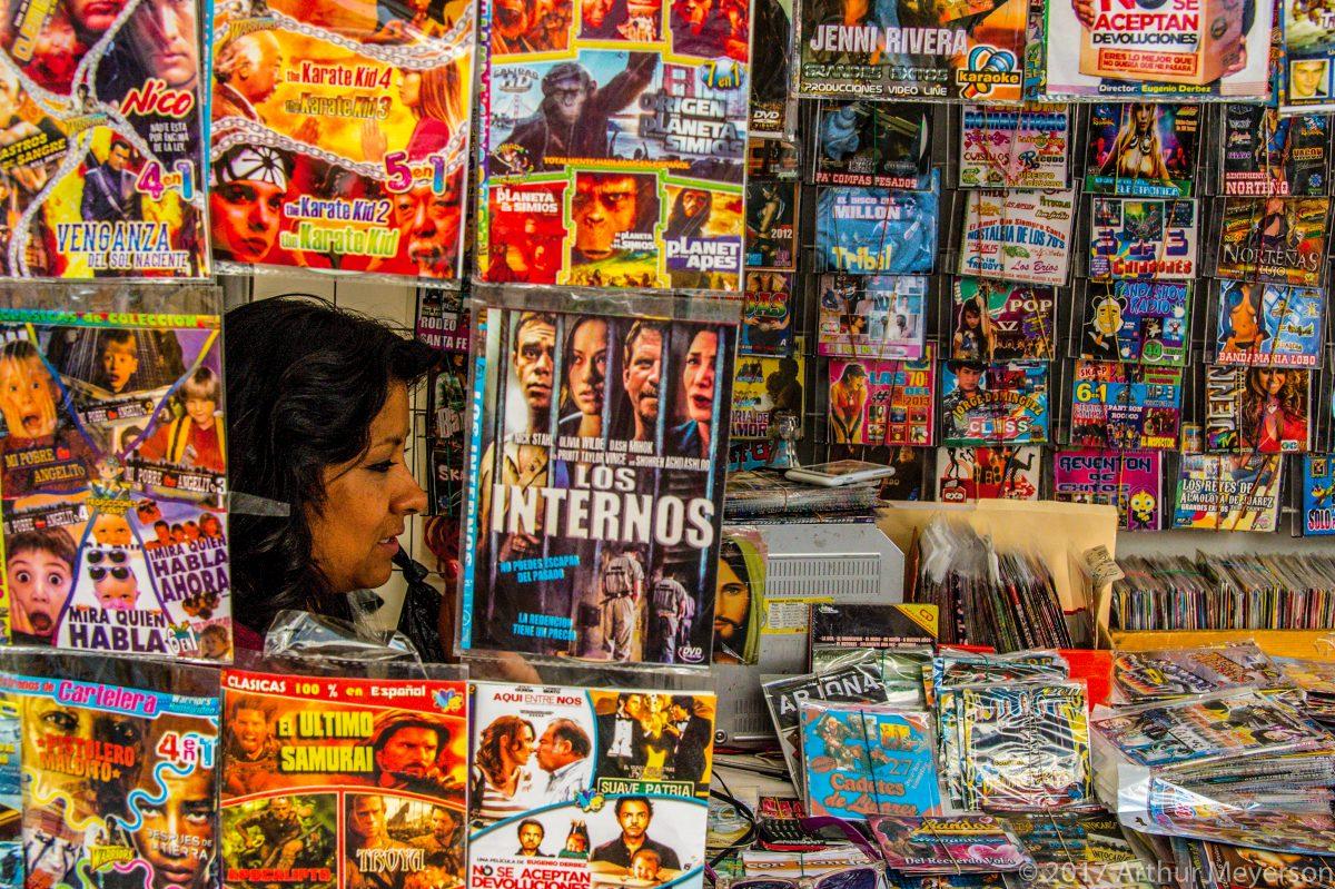 Magazine Stand, Guanajuato