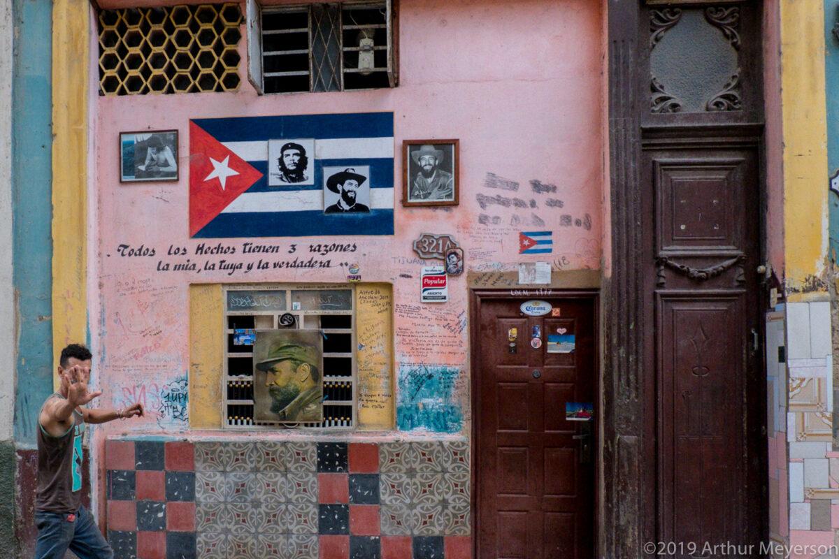 Mini Revolutionary Museum, Havana
