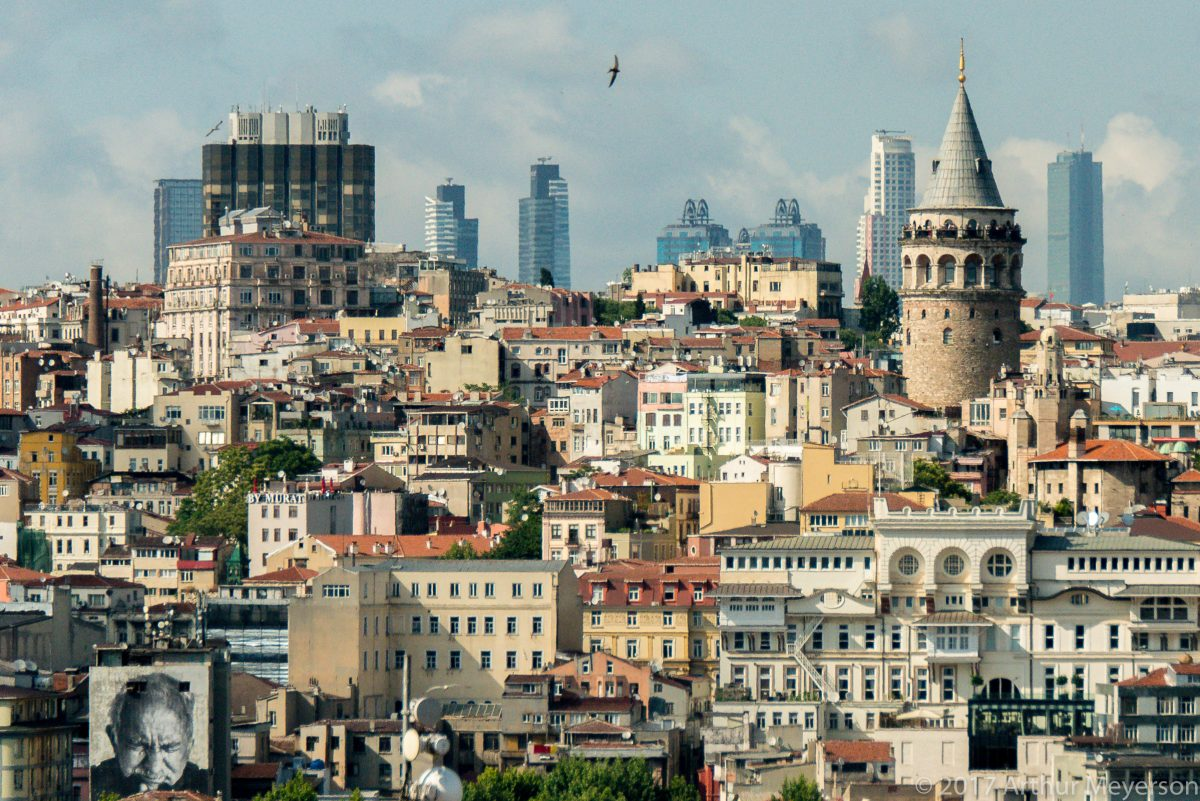 Cityscape, Istanbul