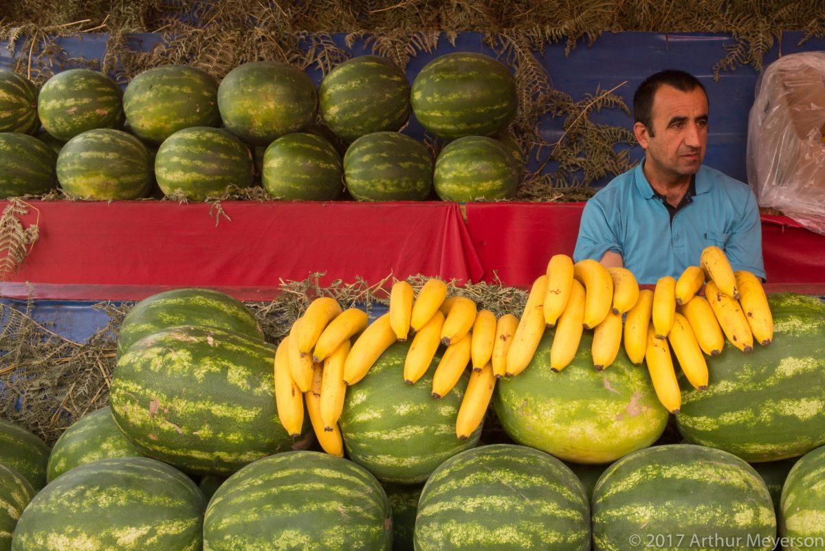 Fruit Market, Istanbul