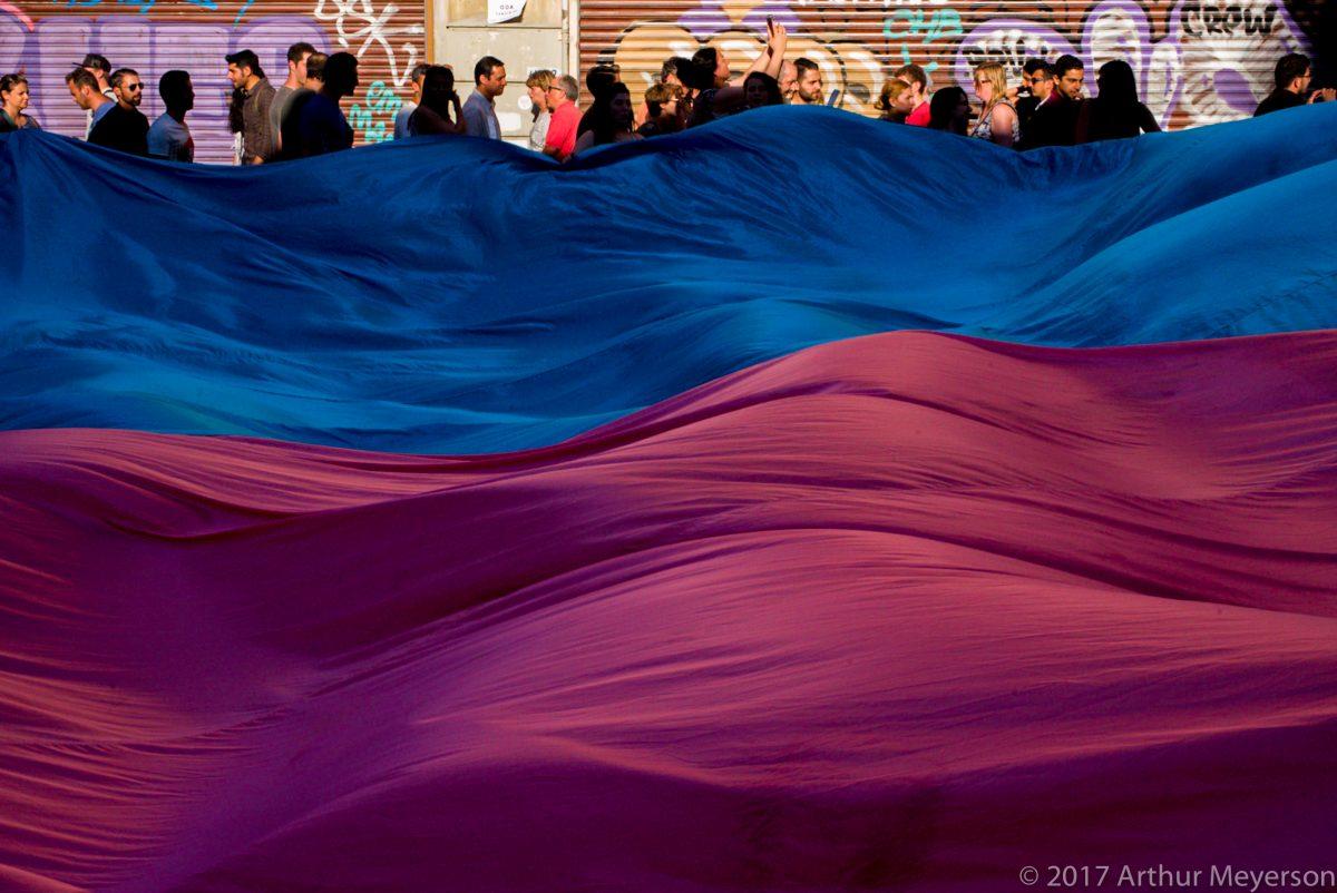 Gay Pride Parade, Istanbul