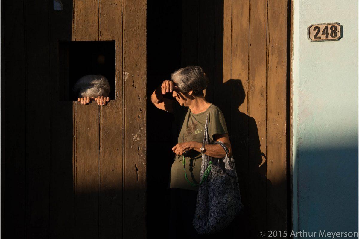 Doorway, Baracoa