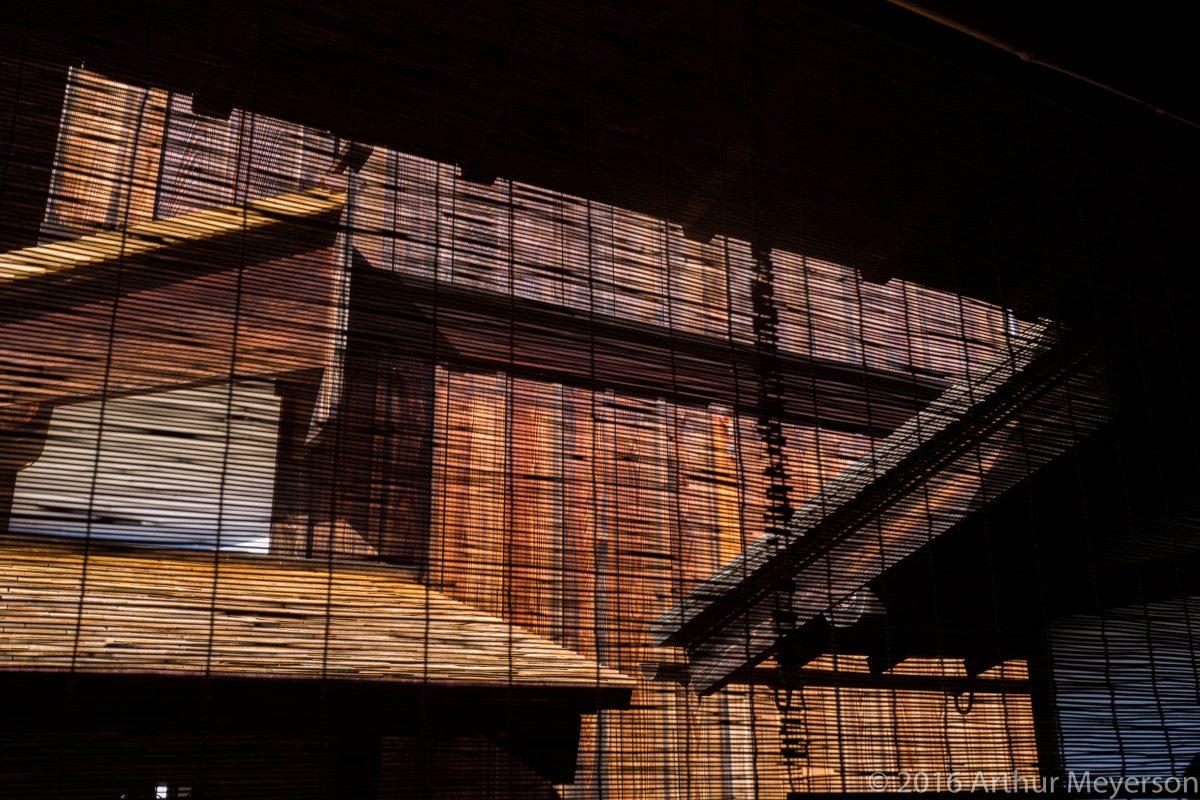 Bamboo Screen, Takayama