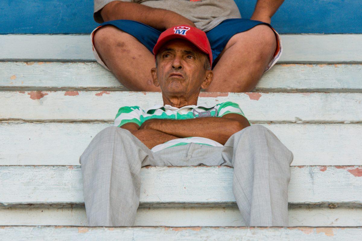 Baseball Fan, Camagüey