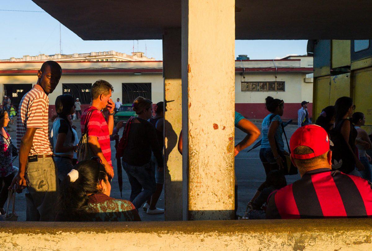 Bus Stop, Camagüey