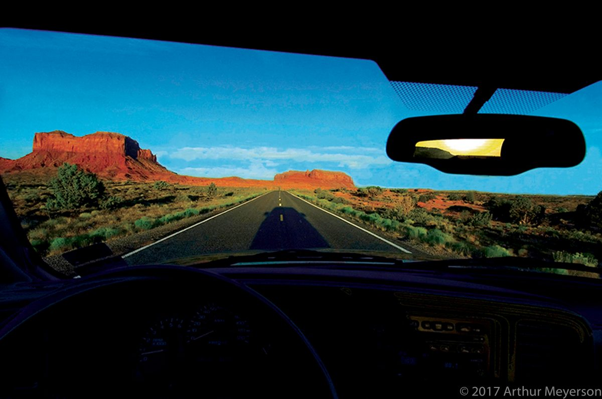 Near Monument Valley, Utah