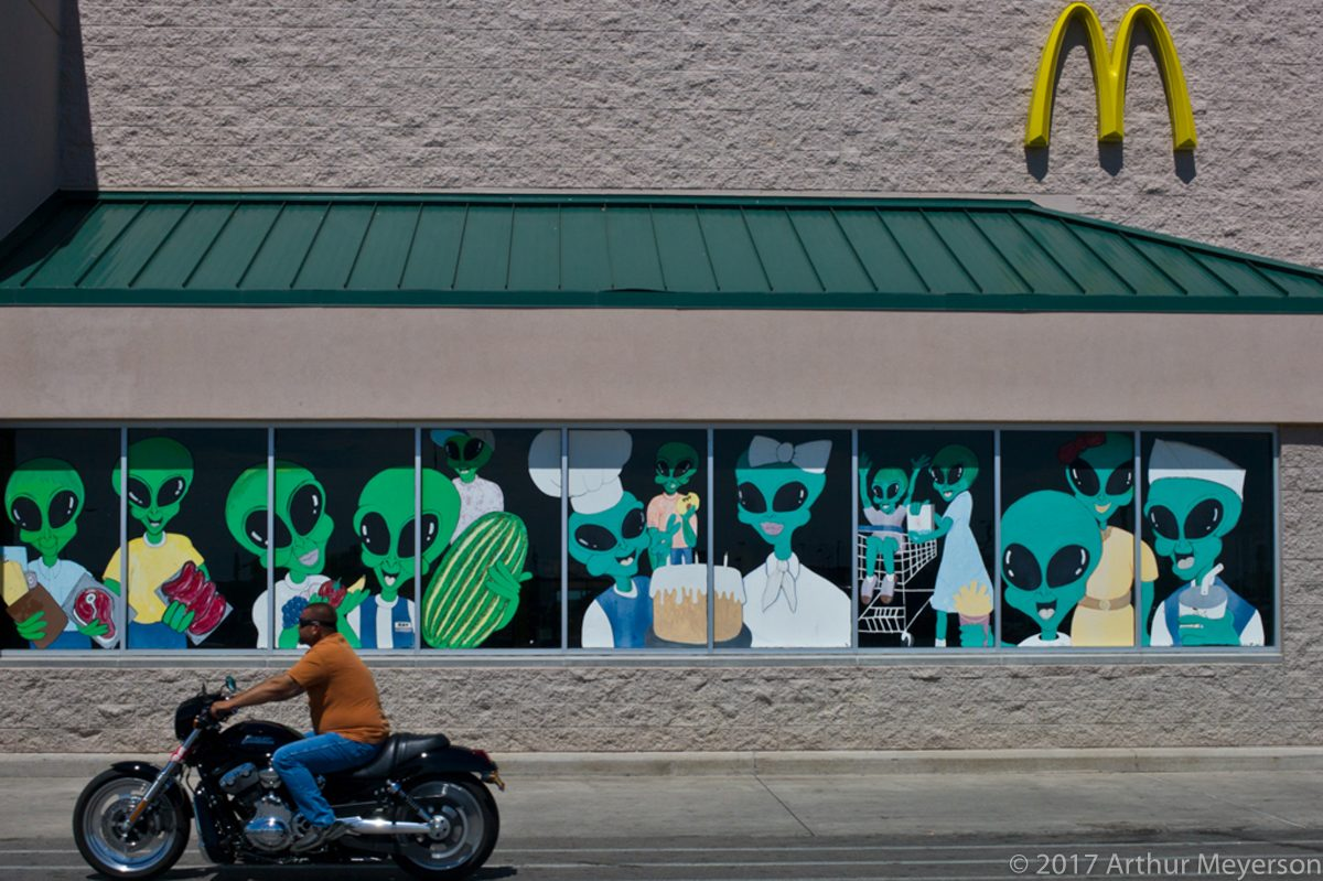 McDonald's, Roswell, NM