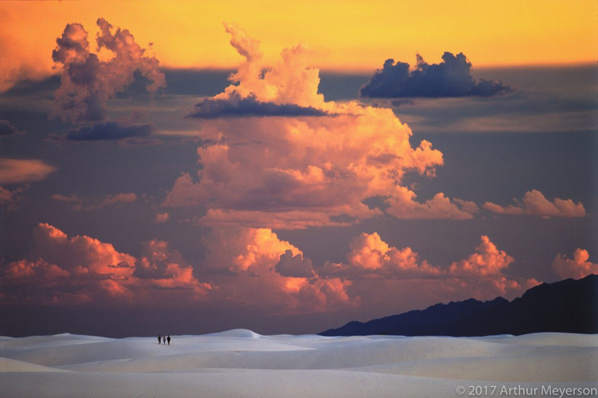 White Sands, New Mexico, 1995