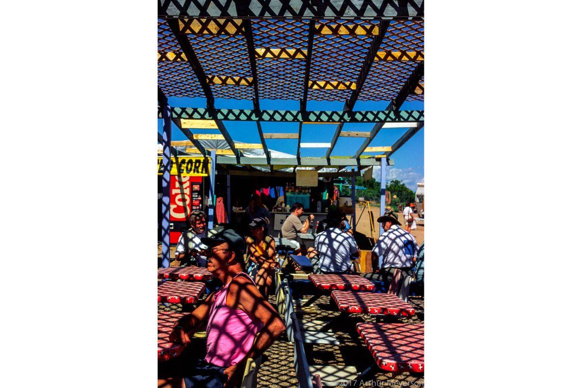 Flea Market, New Mexico, 1996 (MFAH Collection)