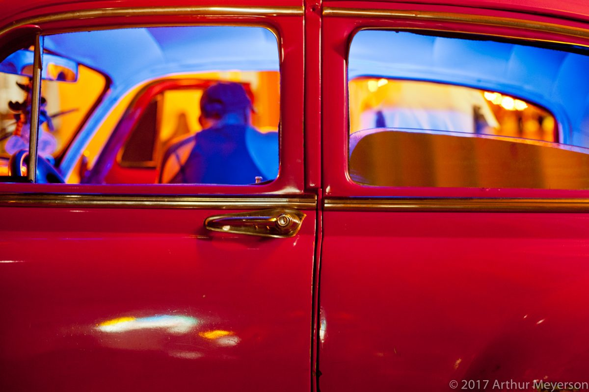 Red Car, Havana 2012