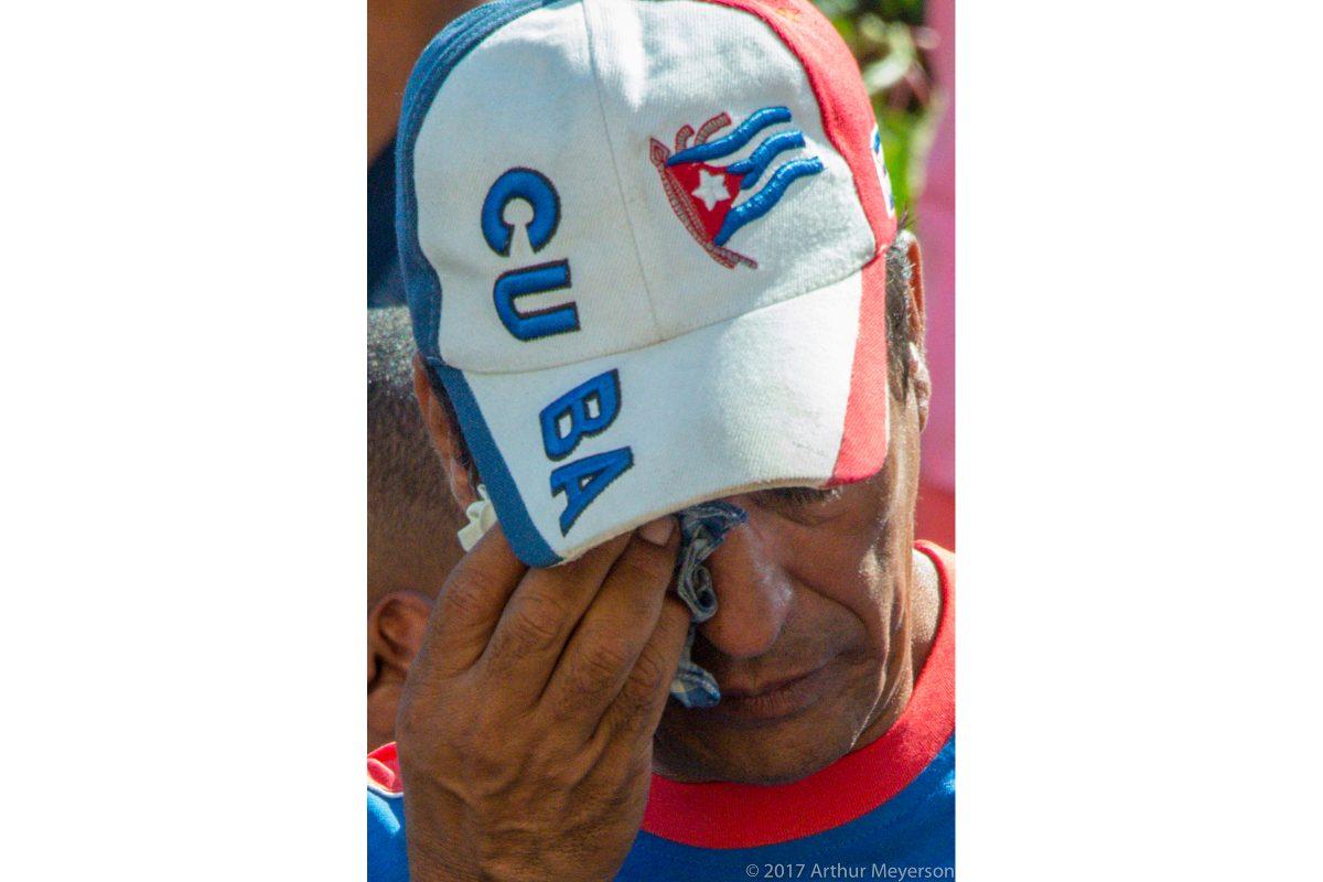 Tears for Fidel, Santiago de Cuba