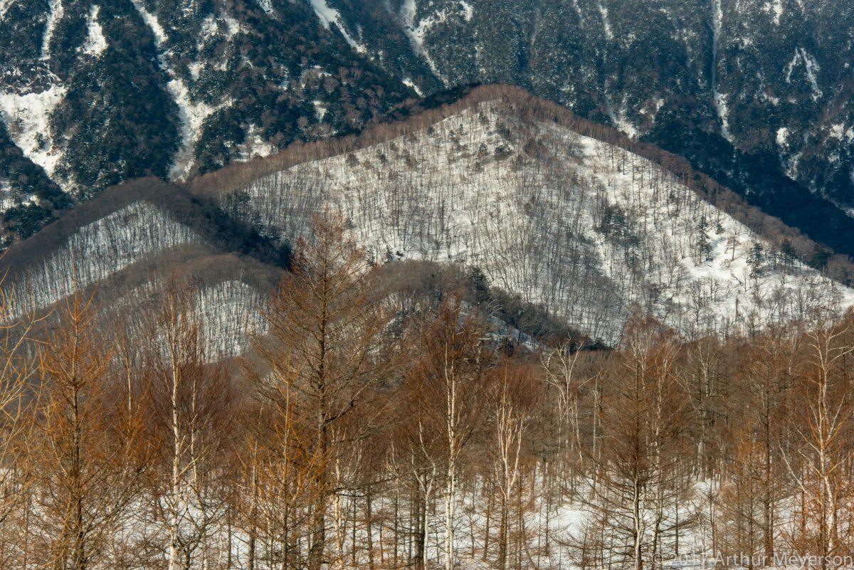 Mountains, Nikko