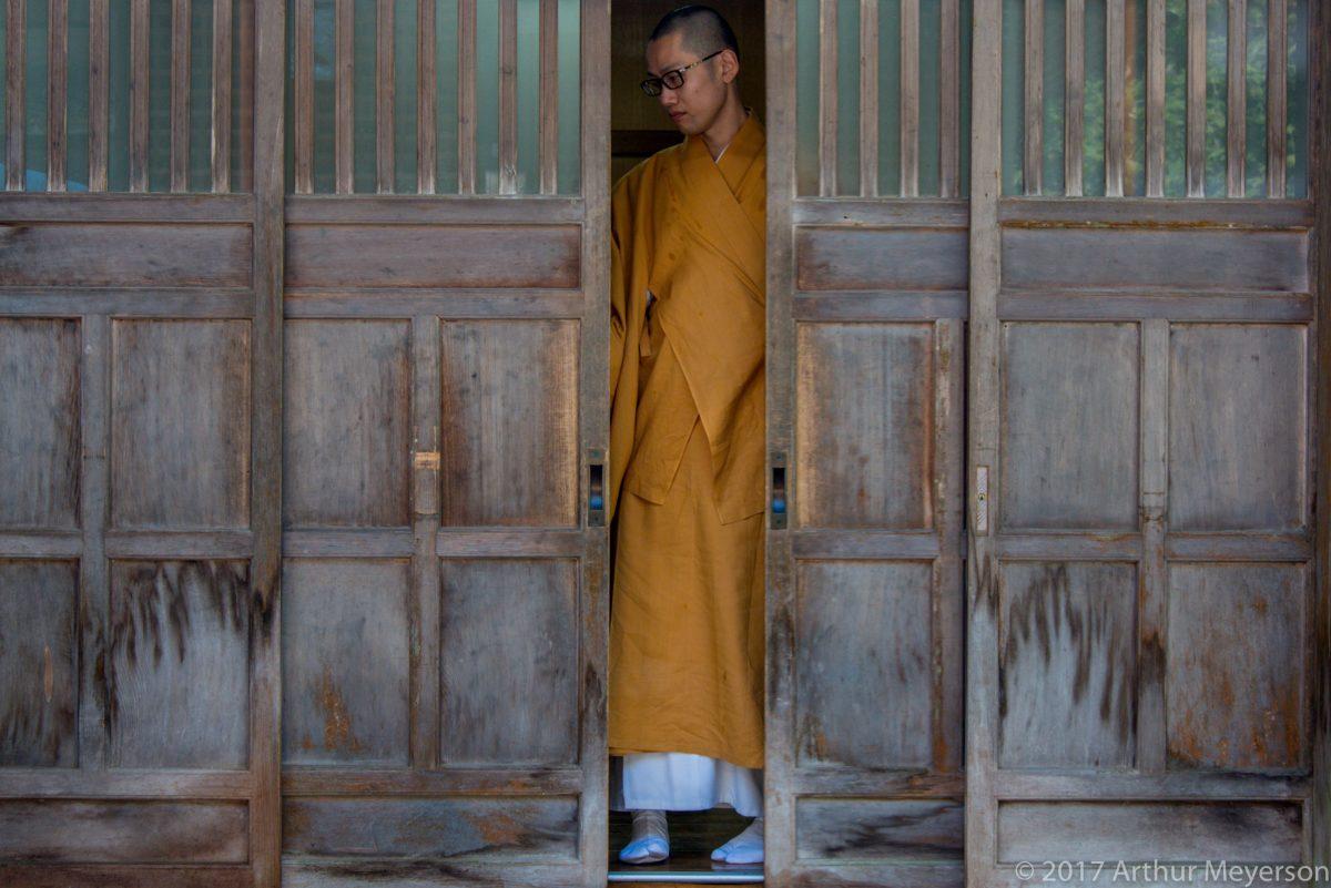 Priest, Koya-san