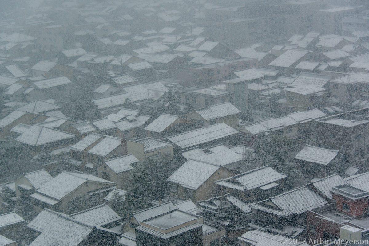 Rooftops, Kanazawa