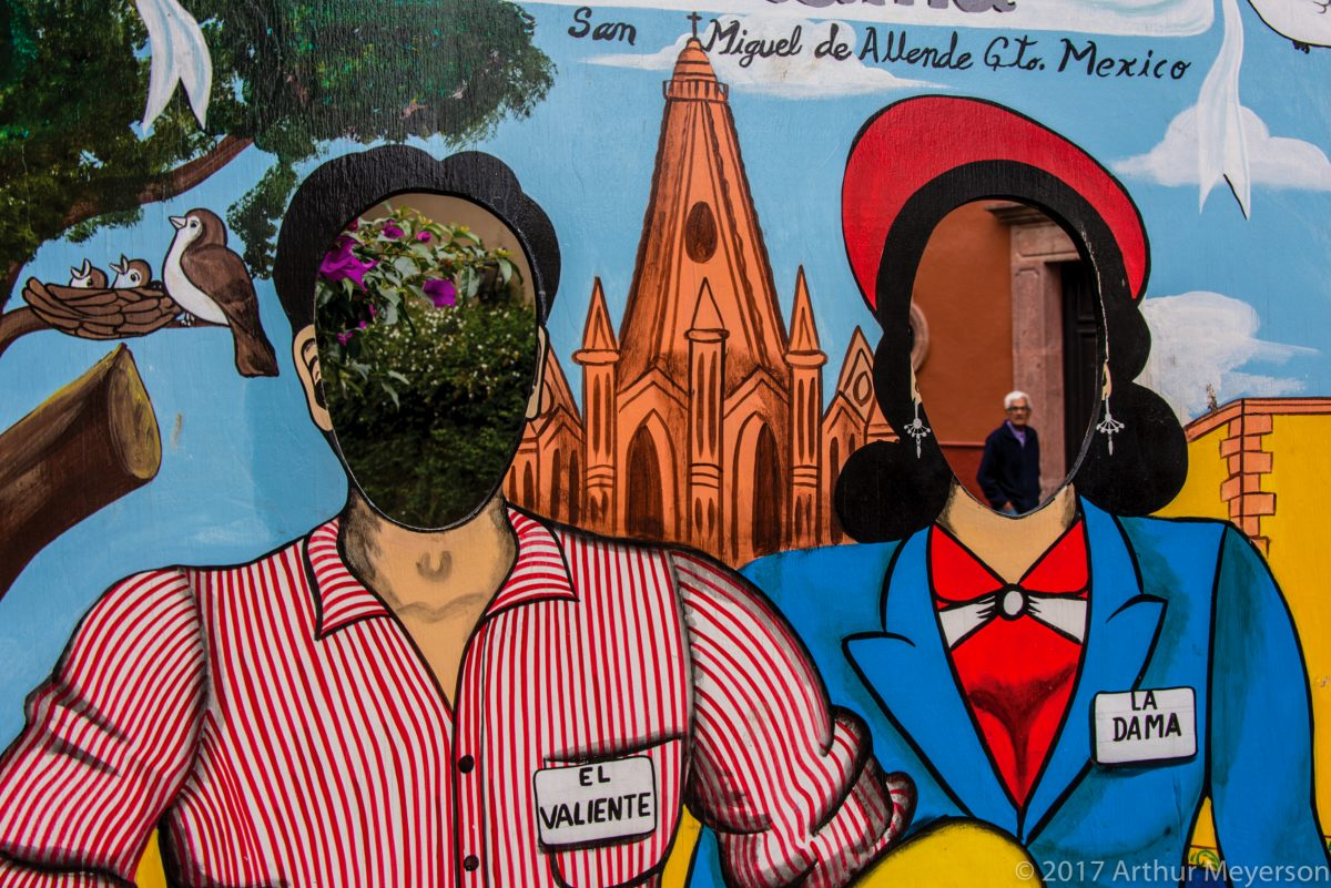 Cut Outs, San Miguel de Allende