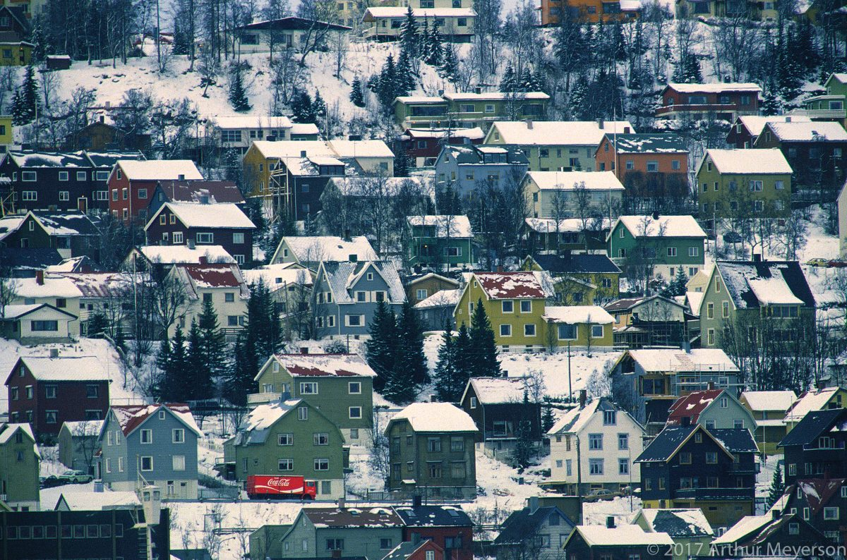 Delivery, Tromsø, Norway
