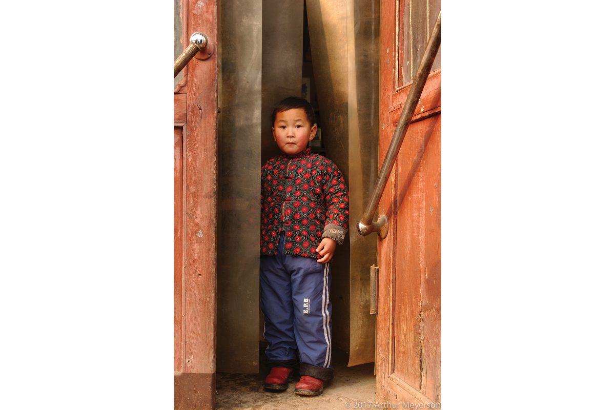 Doorway Portrait