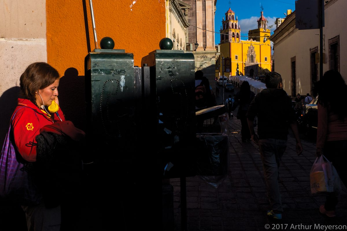 Phone Booth, Guanajuato