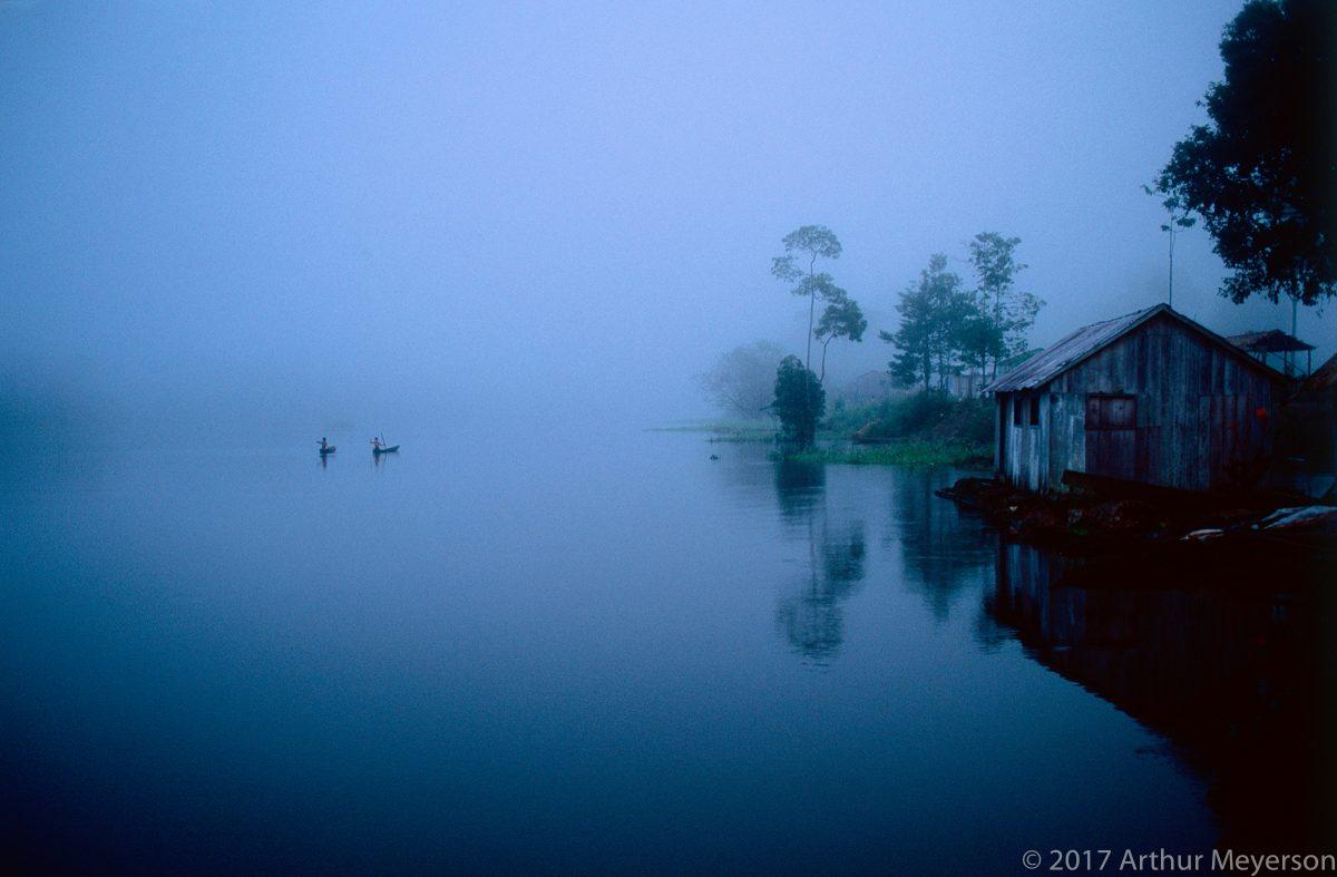Amazon River, Brazil, 1992