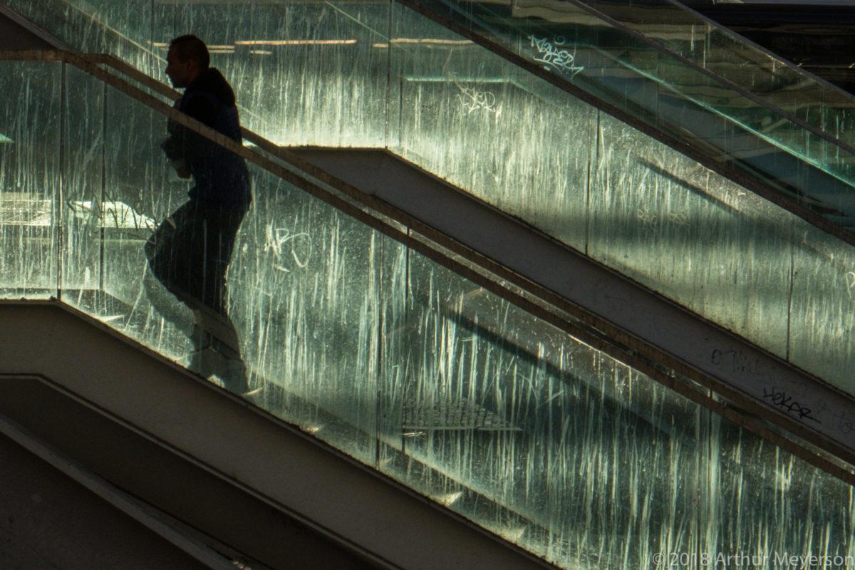 Escalator, Lisbon