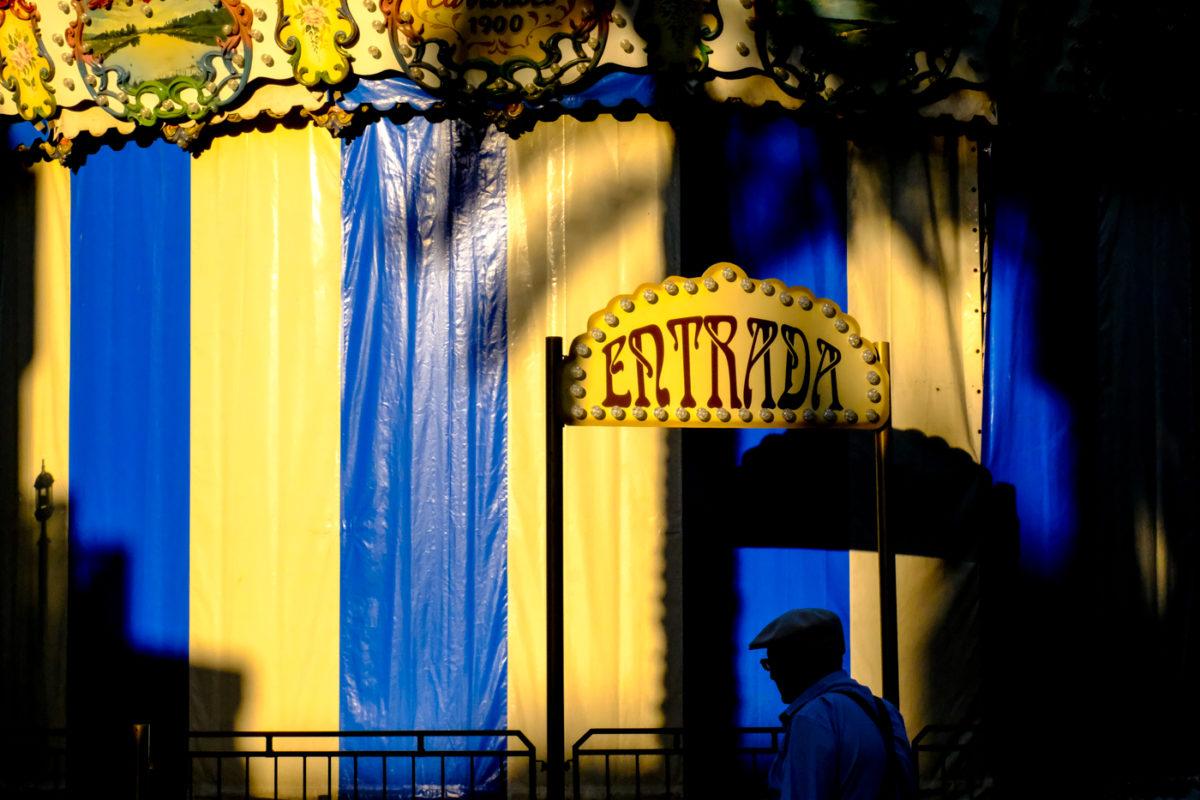 Tent, Jerez
