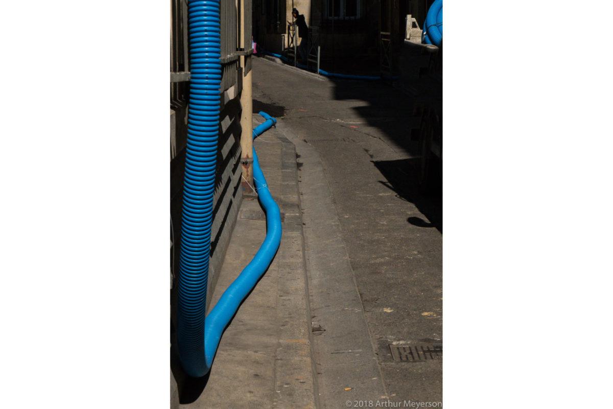 Blue Hose, Avignon