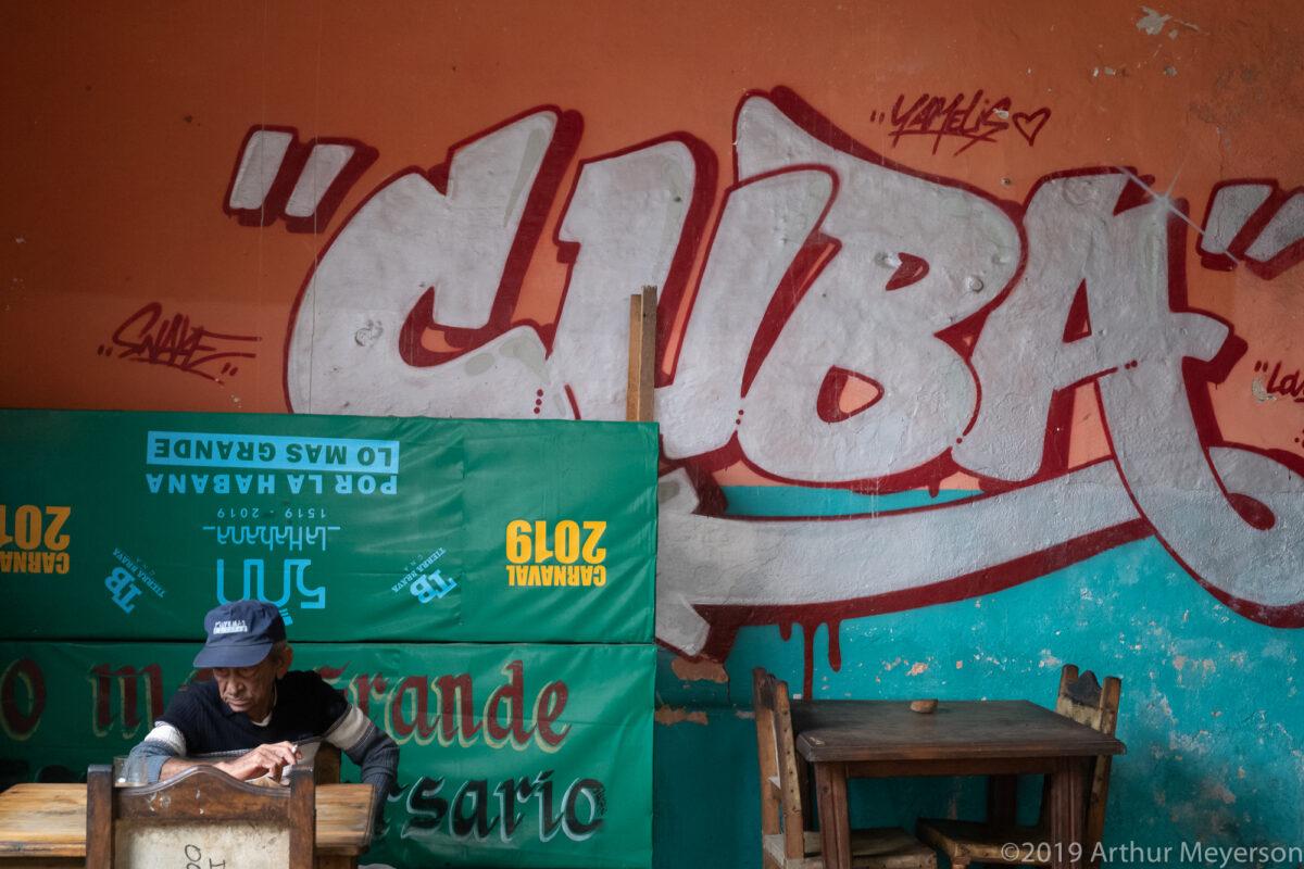 Restaurant/Bar, Havana